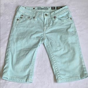 Miss Me Bermuda Shorts Size 16